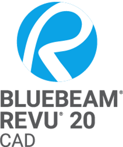 Bluebeam Revu CAD 2020 - Single User License