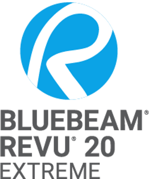 Bluebeam Revu Extreme 2020 - Single User License