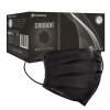 Cranberry Carbon Black Face Mask L3