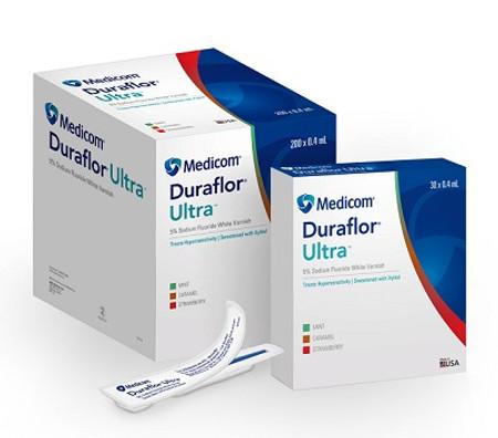 Medicom Duraflor Ultra White Varnish