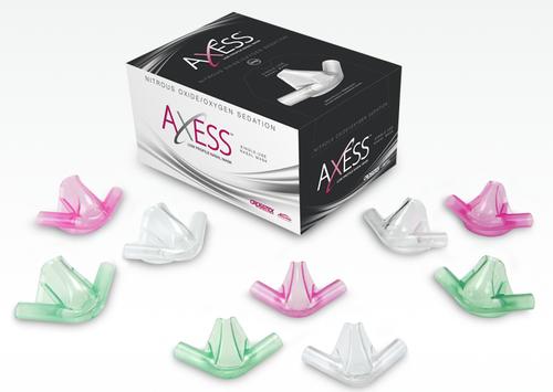 Axess Single-Use Nasal Masks
