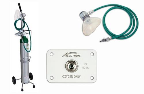 Accutron Emergency Oxygen Equipment