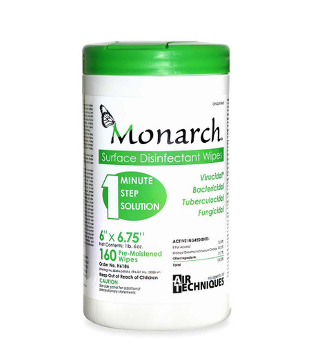 Monarch Disinfectant Wipes and Cleaners