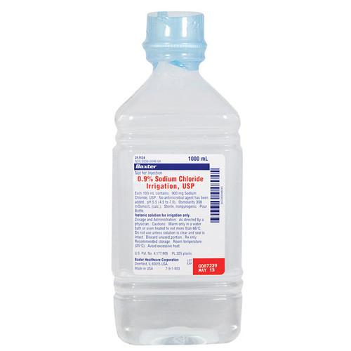 Sodium Chloride 0.9%
