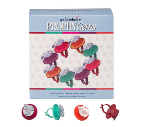Biotrol Prophy Gems Prophy Paste