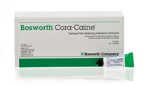 Cora-Caine Analgesic Adhesive