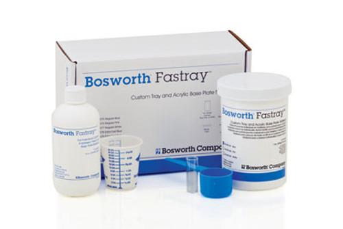 Bosworth Fastray Custom Tray & Acrylic Base Plate