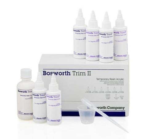 Bosworth Trim & Trim II Temporary Crown & Bridge M