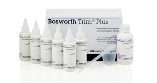 Bosworth Trim Plus Temporary Crown & Bridge Materi