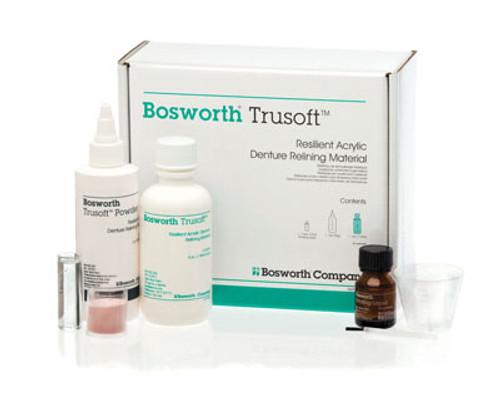 Bosworth Trusoft Denture Reline Material