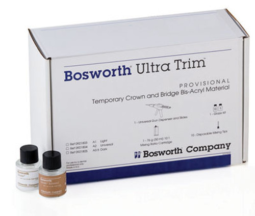Bosworth Ultra Trim Temporary Crown & Bridge Mater