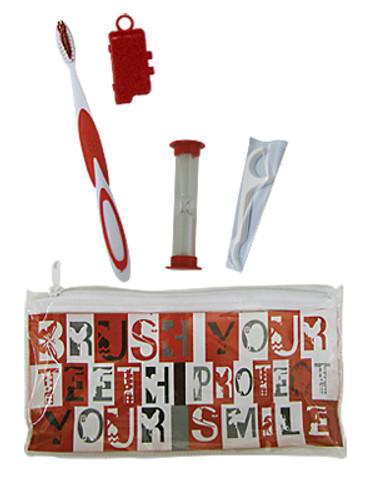 Brush Buddies Travel Hygiene Kits