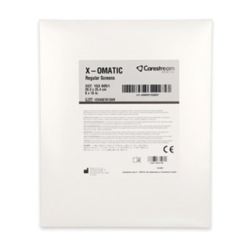 Carestream Replacement Screens-X-OMATIC