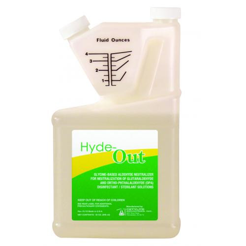 Hyde-Out Neutralizer for Glutaraldehyde