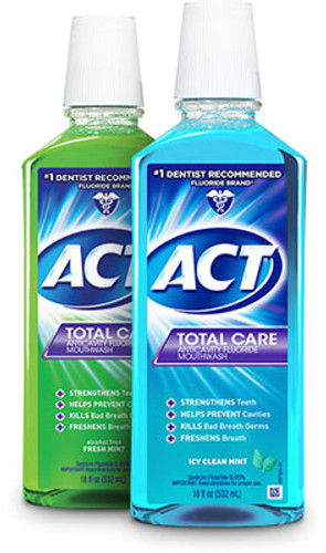Total Care Rinse