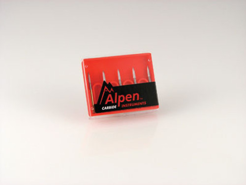 Alpen Carbide Burs-Trimming and Finishing