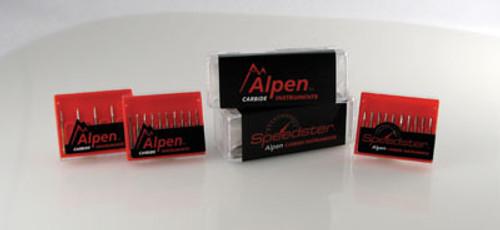 Alpen Carbide Burs-Endo