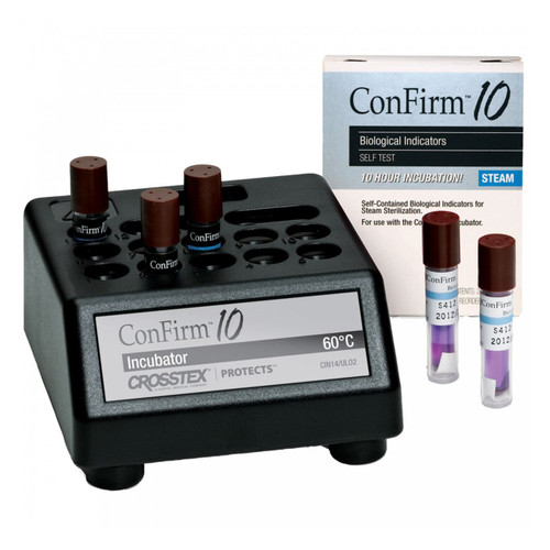 Crosstex ConFirm 10 Biological Monitoring System