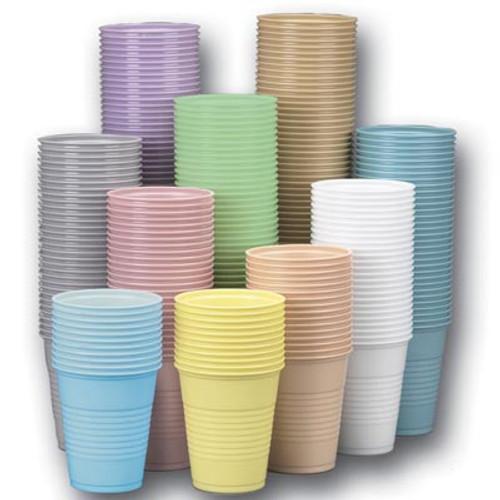 Crosstex Plastic Cups, 5 oz.
