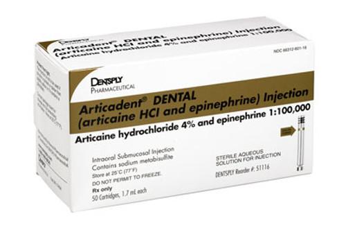 Dentsply Articadent 4%