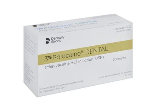 Polocaine 3% Plain