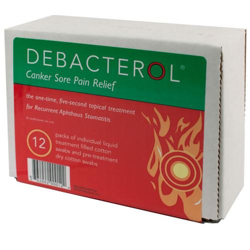 Debacterol Canker Sore Relief
