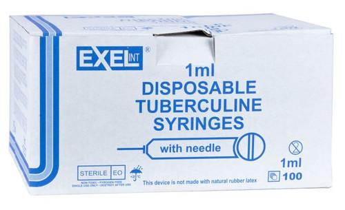 1cc T.B Syringe Needle