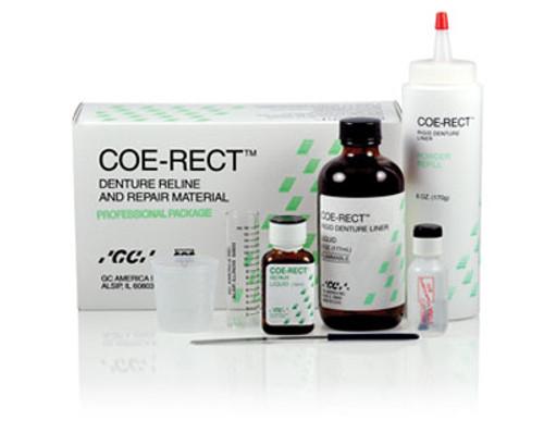 COE-RECT Hard Denture Reline Material