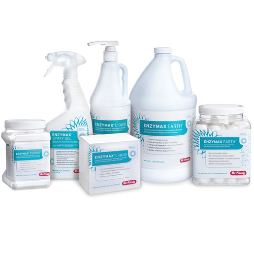 Hu-Friedy Enzymax Ultrasonic Detergent & Pre-soak