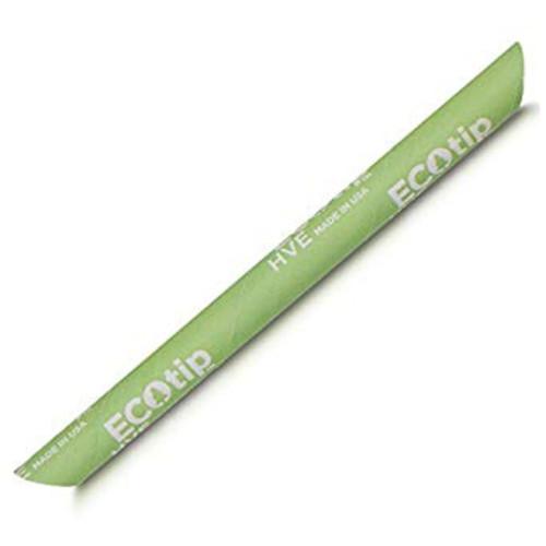 Ecotip-Vented Green HVE Tips