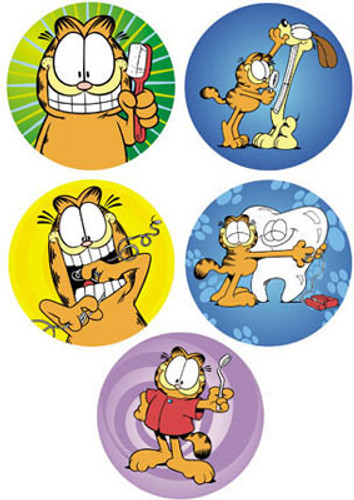 Giggletime Stickers