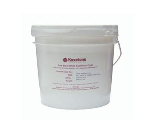Keystone White Aluminum Oxide