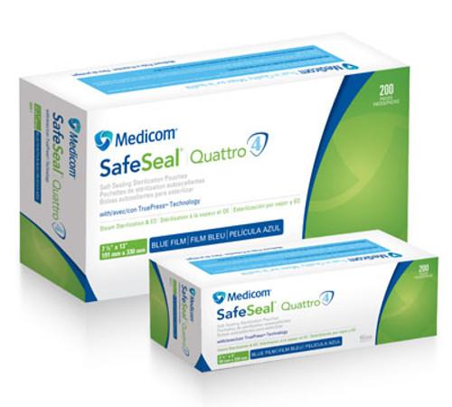 Medicom Quattro Sterilization Pouches