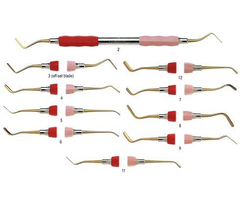 Miltex Thompson GTX Titanium Composite Instruments