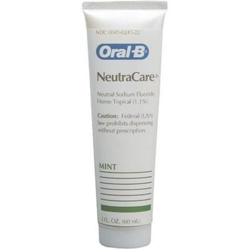 Oral-B Fluoride