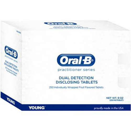 Oral-B Dual Detection Disclosing Tablets