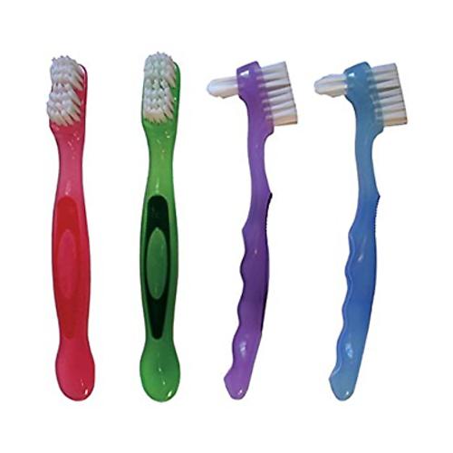 Oraline Premium Denture Brush   (000-90026)