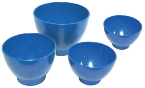 PacDent Silicone Mixing Bowls