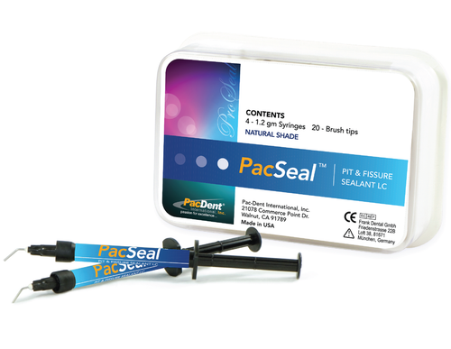 PacSeal Pit & Fissure Sealant, 1.2cc syringes w/ti