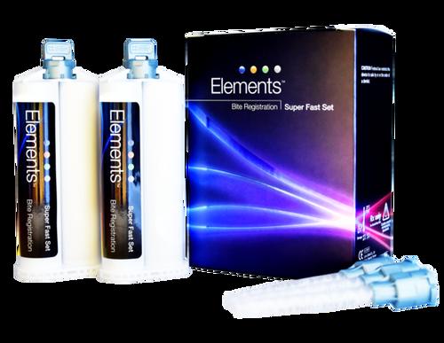 Elements Bite Registration Fast 50ml 4/Bx