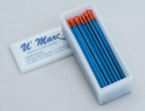 U'Mark Disposable Archwire Markers, Orange Tip