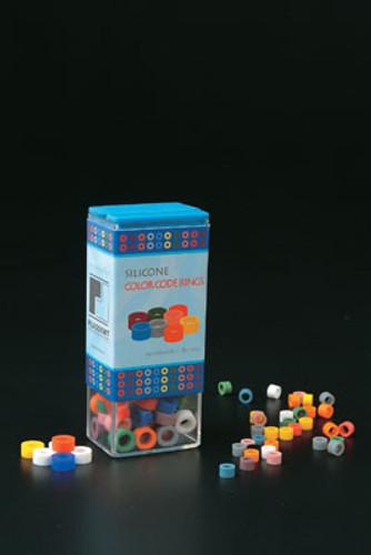 Plasdent Color-Code Rings