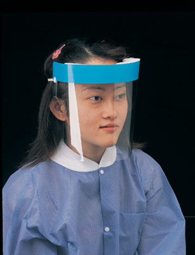 Plasdent Face Protection Shields
