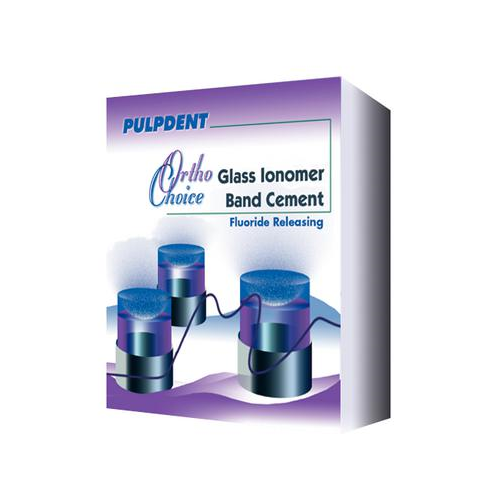 Glass Ionomer Band Cement Kit