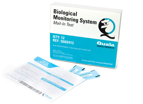 Quala Mail-In Biological Monitoring Service