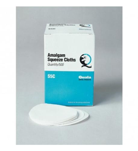 Amalgam Squeeze Cloths,