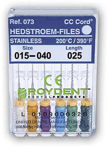 Roydent Hedstrom Files