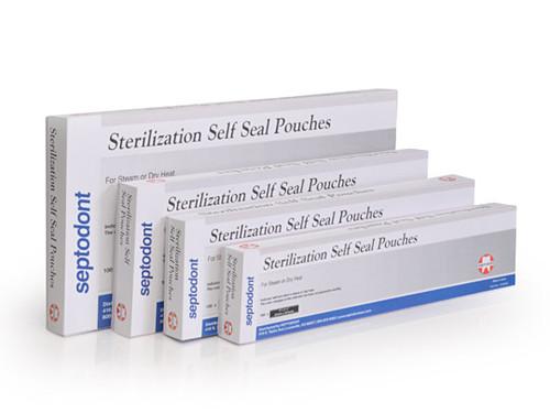 """Sterilization Self Seal Pouches 3"""""""" x 10"""""""""""