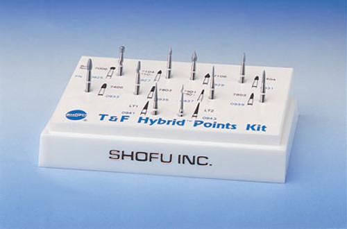 Shofu T&F Hybrid Diamond Points