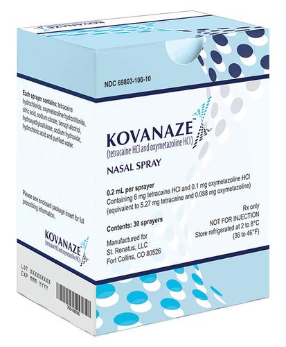Kovanaze Nasal Spray Needle